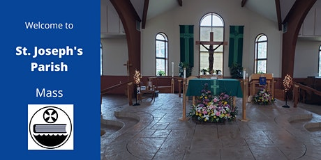 Mass at St. Joseph's Parish tickets