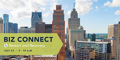 Downtown BIZ Connect: Restart and Recovery tickets