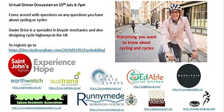Everything You Ever Wanted To Know About Cycling and Cycles tickets