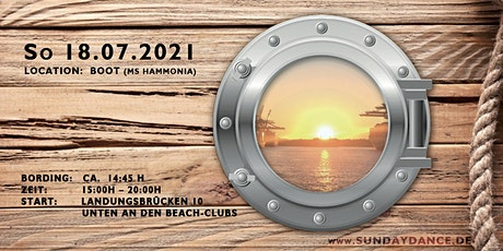 Sunday Dance 2021 at Boat Tickets