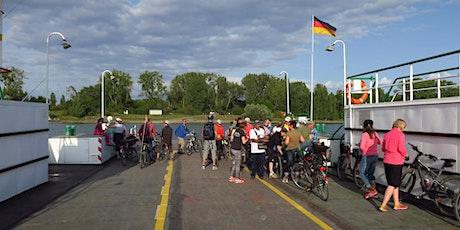 So,09.08.20 Wanderdate  Radtour Rhein-Main für 40+ Tickets