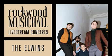 The Elwins - FACEBOOK and INSTAGRAM LIVE tickets