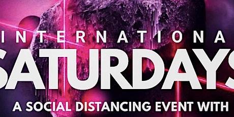 International Saturday's birthdays sections tickets