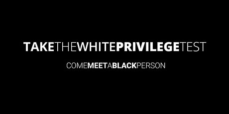 """Come Meet A Black Person"" Virtual Event Series tickets"