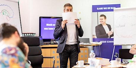 Körpersprache -  mit nonverbaler Kommunikation Menschen für sich gewinnen Tickets