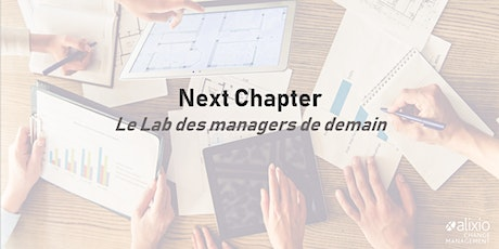 Next Chapter - Le Lab des managers de demain billets