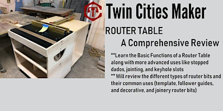 Router Table - A Comprehensive Review tickets