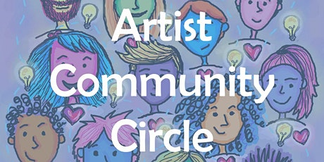 Artist Community Circle Gathering: Insecurity tickets