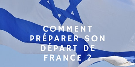Comment préparer son départ de France ? billets