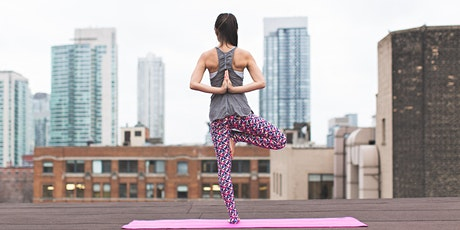 Rooftop Yoga & Social tickets