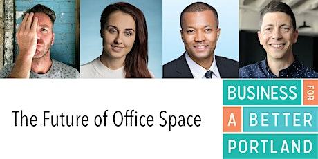 The Future of Office Space tickets