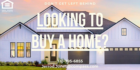 Thinking of buying a new home? boletos