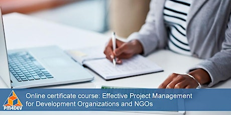 eCourse: Effective Project Management (September 7, 2020) tickets