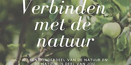 Verbinden met de Natuur in je eigen Tuin tickets