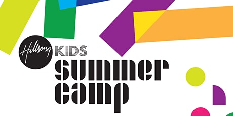 Hillsong Kids Camp tickets