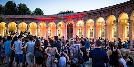 ->ROTONDA DELLA BESANA - Aperitif garden | booking  +393382724181 biglietti