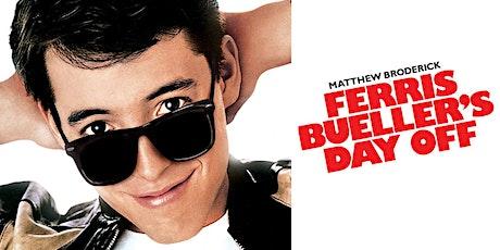 Peachy Cinema Ferris Bueller's Day Off (15) tickets