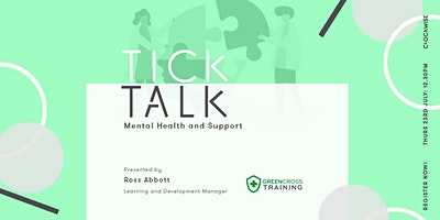 Tick Talk: Mental Health and Support