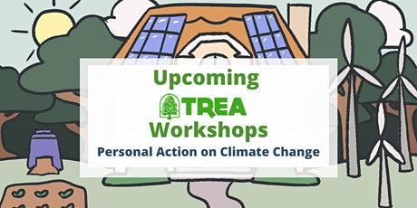 TREA's Summer How-To Workshops: Personal Action on Climate Change tickets