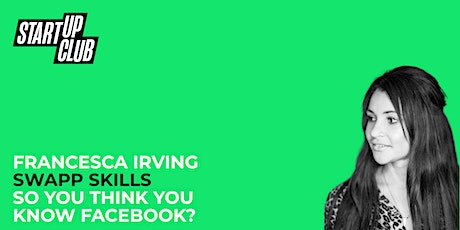 So you think you know...Facebook: Francesca Irving tickets