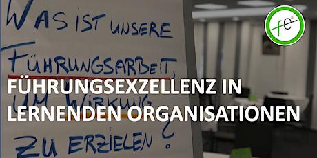 Führungstraining: Führungsexzellenz in lernenden Organisationen Tickets