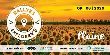 Rallye Plaine | Vaudreuil-Soulanges tickets