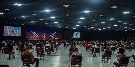 Culto Presencial - MANHÃ 09H30 ingressos