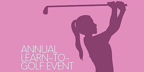 Annual Learn-to-Golf Event tickets