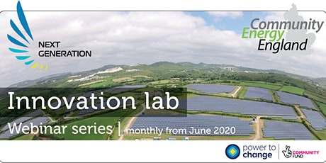 Innovation Lab webinar series: CREW Energy tickets
