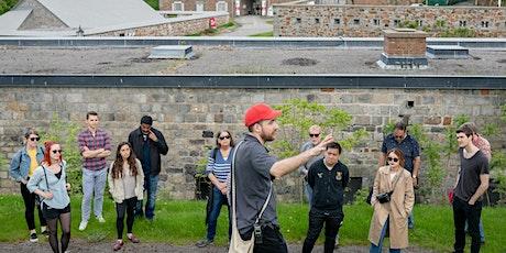 Derrière les murs : l'histoire du fort de l'île Sainte-Hélène billets
