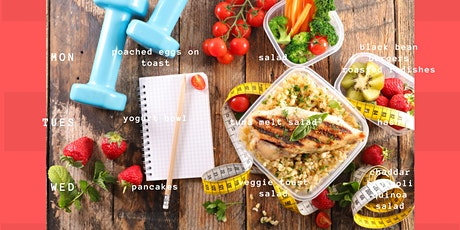 Meal planning for Type 2 Diabetes tickets