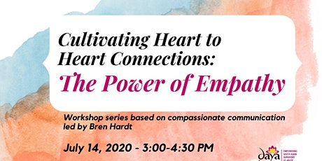 The Power of Empathy tickets