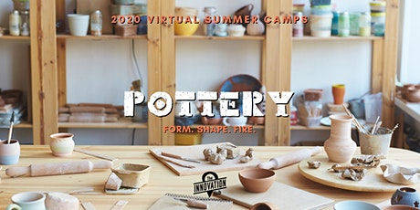 Pottery at Home (Ages 10-14) tickets