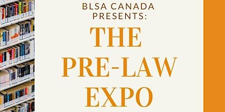 BLSA Canada Pre-Law Expo tickets