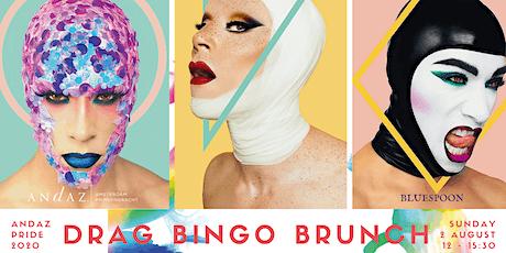 Andaz Pride Drag Bingo Brunch tickets