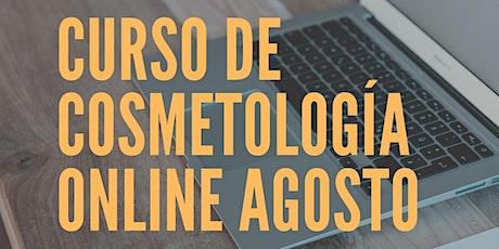 Curso de Cosmetología Online (Cursada: Lunes) entradas
