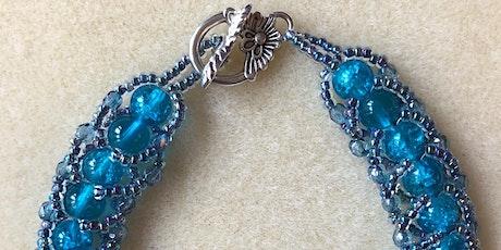 Make a Spiral Weave Bracelet tickets