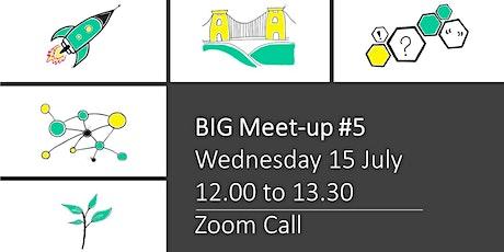 Bristol Innovation Group (BIG) Meet Up #5 - Wednesday 15 July tickets