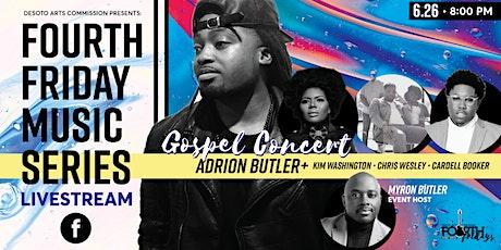 DeSoto Fourth Friday Concert - DeSoto Gospel Live tickets