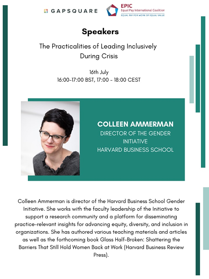 The Practicalities of Leading Inclusively During Crisis (An EPIC webinar) image