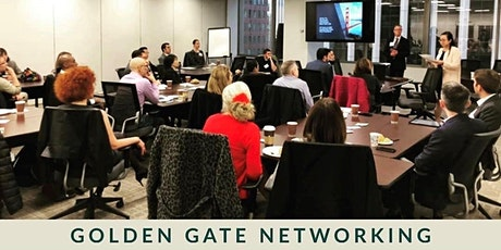 Virtual Networking: Golden Gate Networking BNI tickets