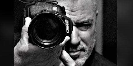 Taller de fotografía / Retrato de estudio entradas