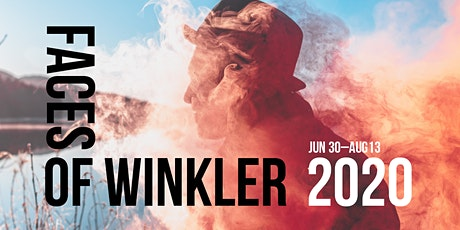 Faces of Winkler Closing Reception tickets