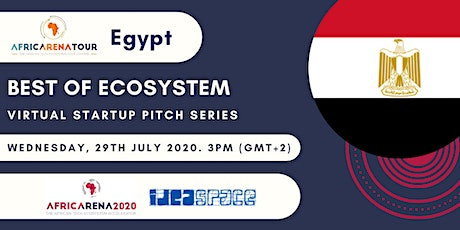 Virtual Startup Pitch Series 2020 - Egypt Ecosystem tickets