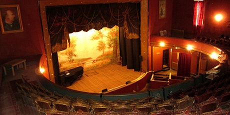 Tour the Tabor Opera House tickets