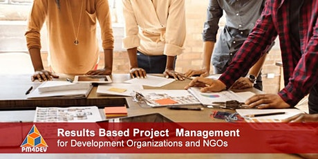 Online Course: Results-Based Project Management (September 7, 2020) tickets
