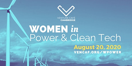 Women in Power and Clean Tech - CONFERENCE tickets