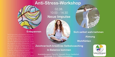 Anti-Stress-Workshop in Kornwestheim Tickets