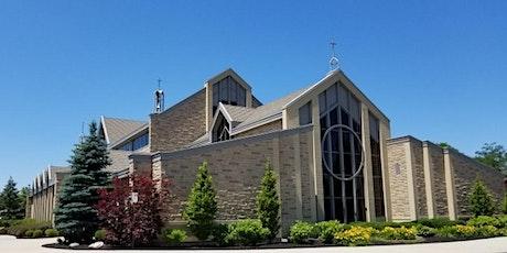 Sunday Mass (12 Noon) tickets