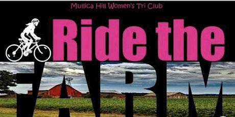 Ride the Farm - Summer 2020 tickets